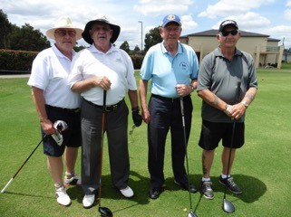 16 May Charity Golf Day